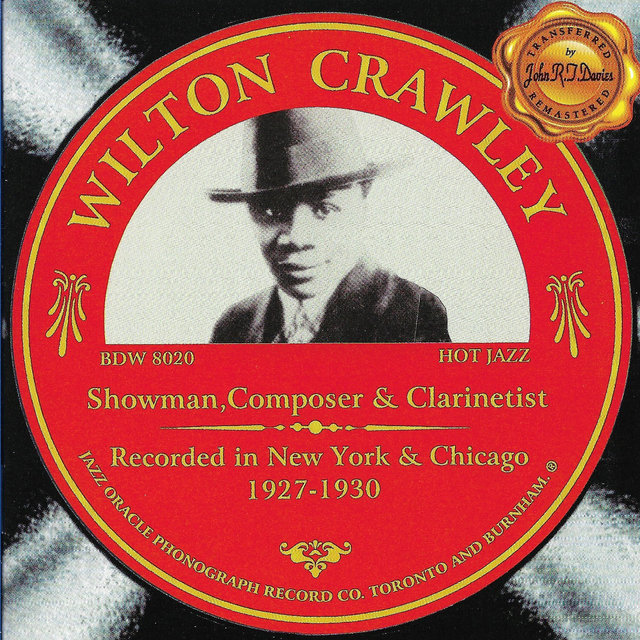 Wilton Crawley - Showman, Composer and Clarinettist