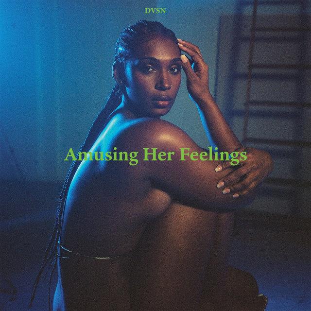 Cover art for album Blessings by dvsn