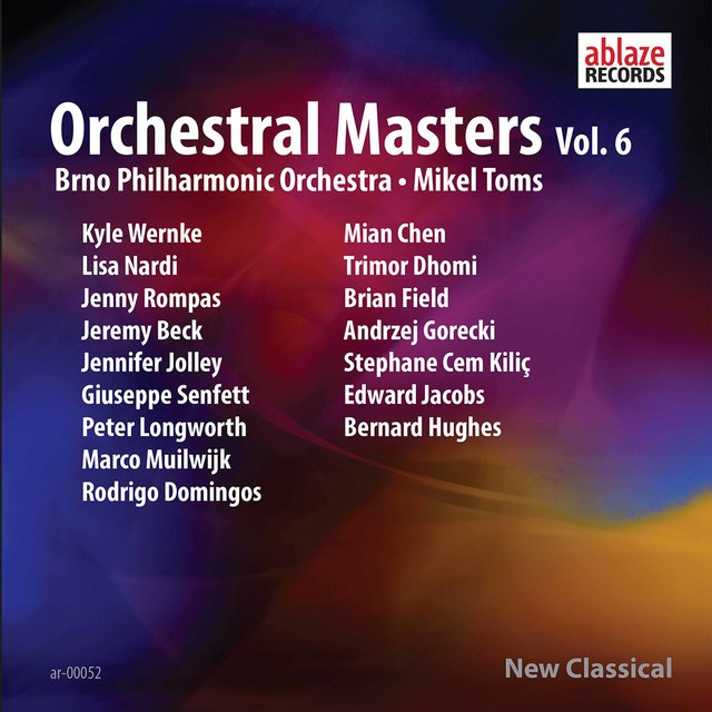 Orchestral Masters, Vol. 6