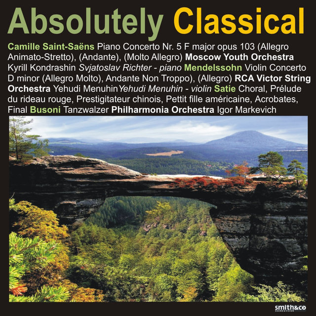 Absolutely Classical, Volume 124