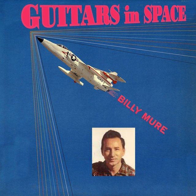 Guitars In Space