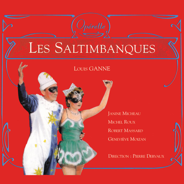 Ganne-Les Saltimbanques