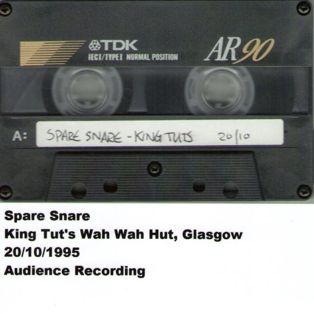 King Tuts Wah Wah Hut, Glasgow, 20.10.1995