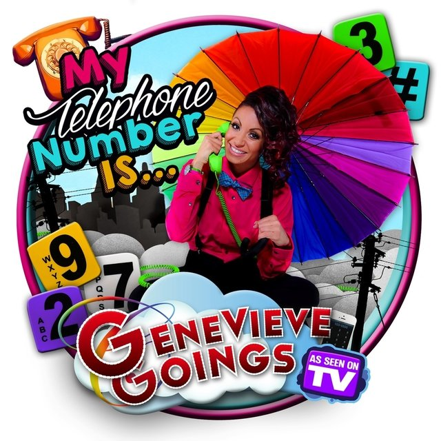 My Telephone Number Is... - Single