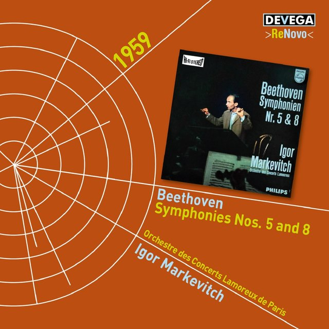 Beethoven: Symphonies Nos. 5 & 8