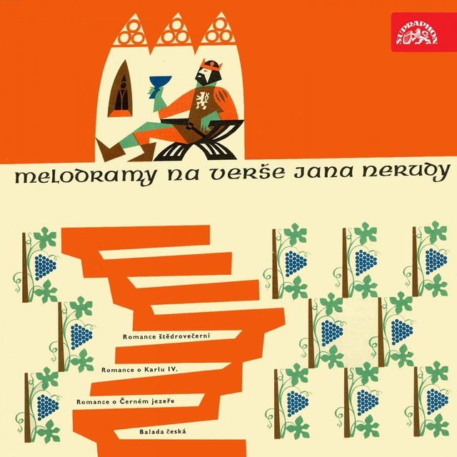 Foerster, Jeremiáš, Zich, Ostrčil: Melodramas on the Lyrics by Jan Neruda
