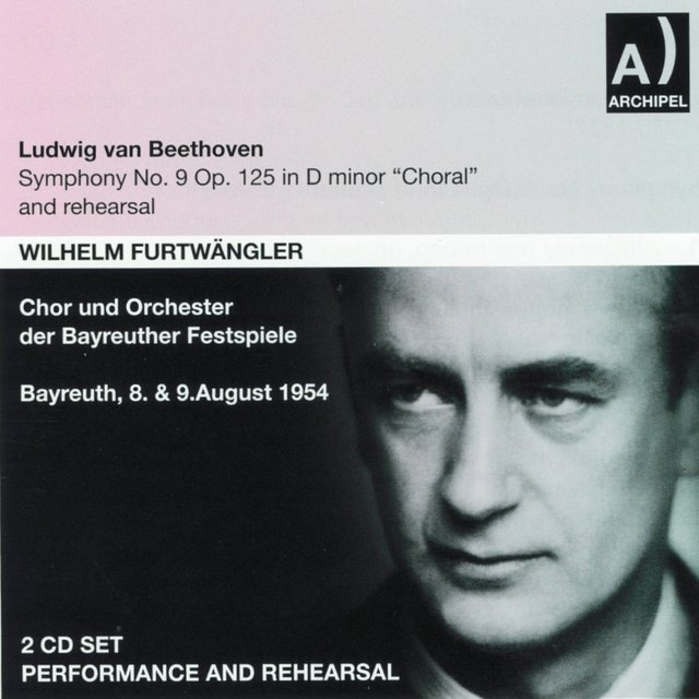 Ludwig Van Beethoven: Symphony No. 9, Op. 125 In D minor Choral and Rehearsal