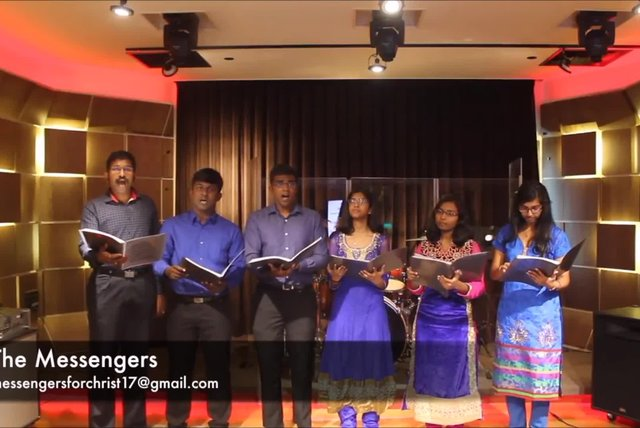 The Messengers - O For A Thousand Tongues to Sing | English Christian Songs