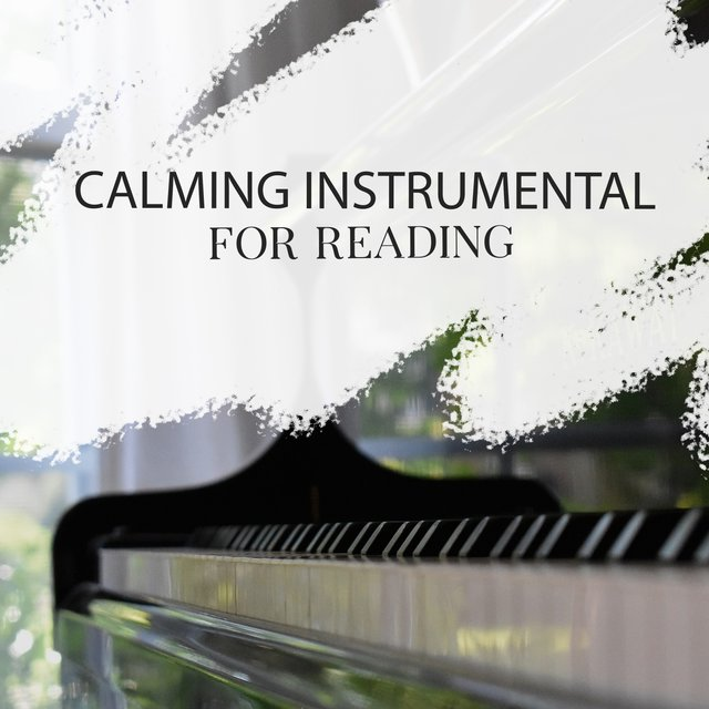 Calming Instrumental Piano for Reading