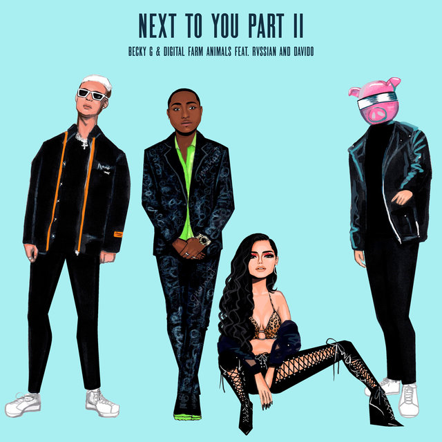 Next To You Part II (feat. Rvssian & Davido)