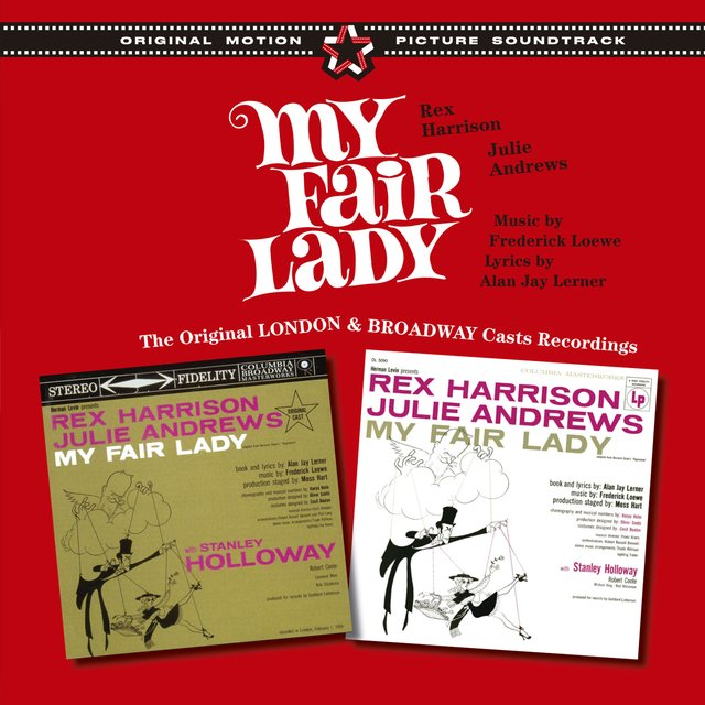 My Fair Lady: Original London & Broadway Casts Recordings (Bonus Track Version)