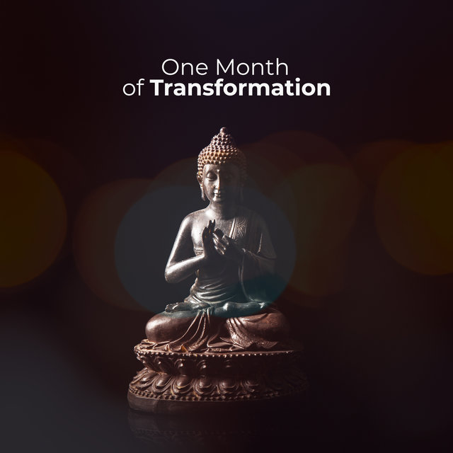 One Month of Transformation: Try Different Meditation Techniques and Mindfulness to Change Your Life