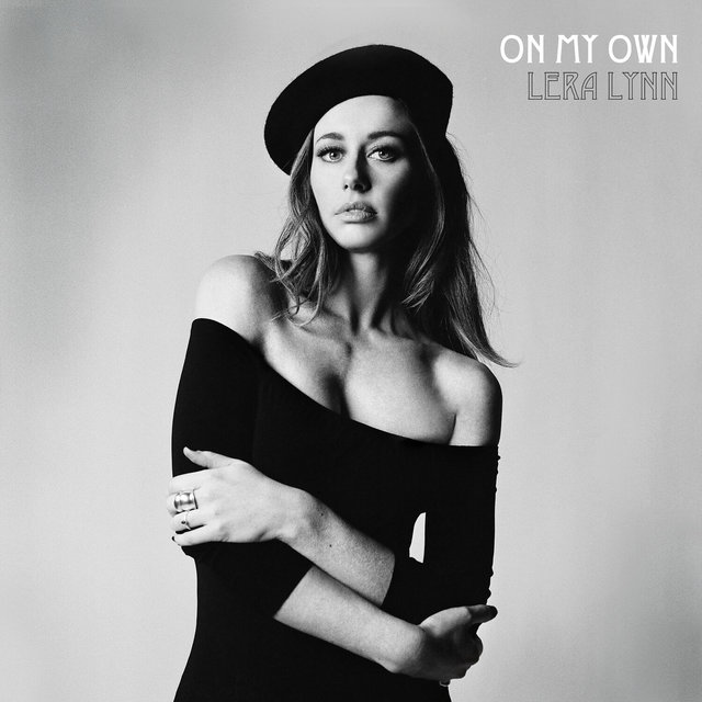 Cover art for album On My Own by Lera Lynn