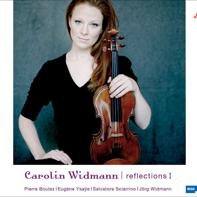 Widmann, Carolin: Reflections I