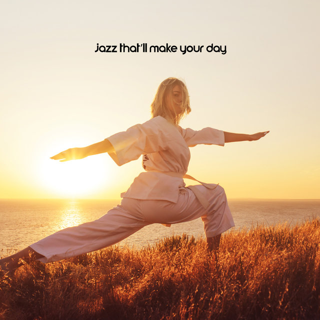 Jazz that'll Make Your Day: Improving Mood and Uplifting Instrumental Music