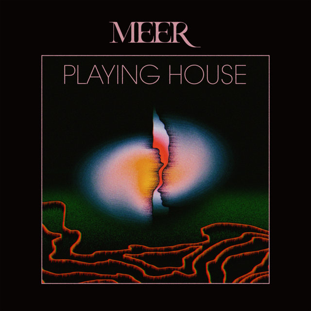 Cover art for album Playing House by MEER