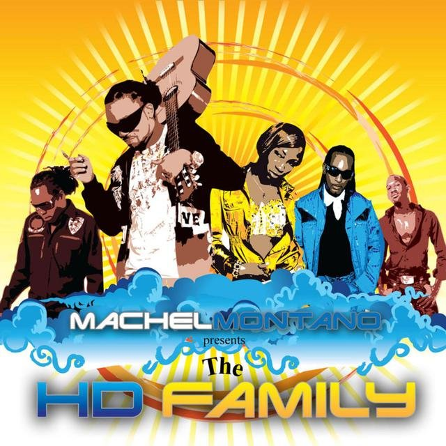 Machel Montano Presents the Hd Family
