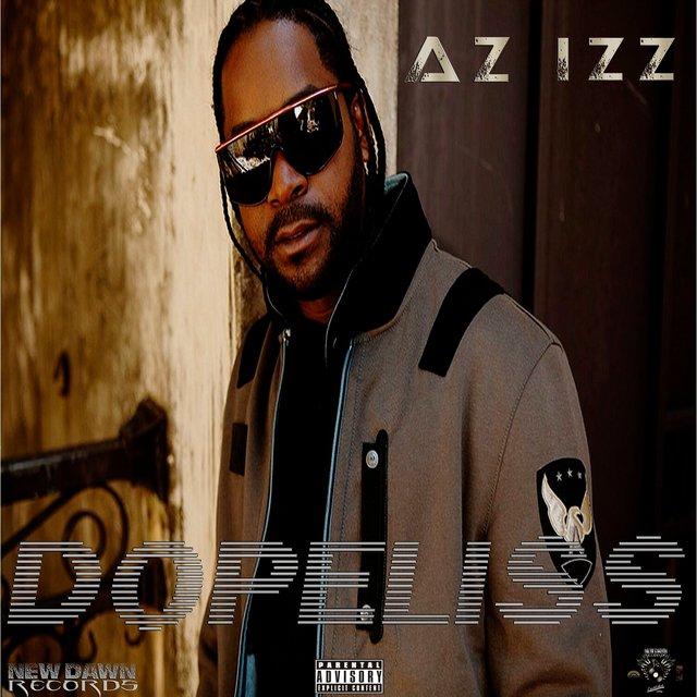 Cover art for album Dopeliss by Az Izz