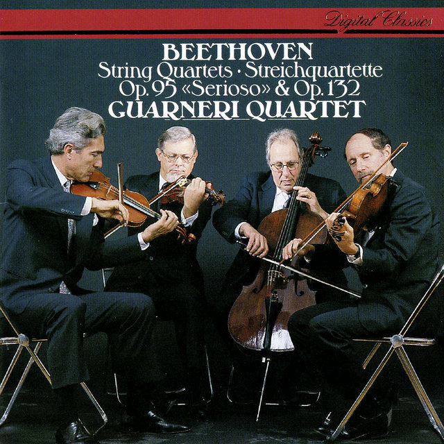 Beethoven: String Quartets Nos. 11 & 15