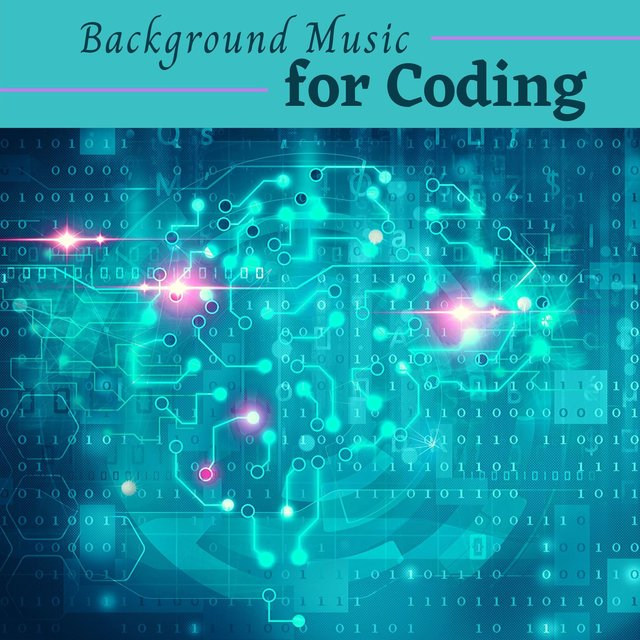 Background Music for Coding: Soft Music, White Noise, Rain Sounds, Relaxing Electronic Music