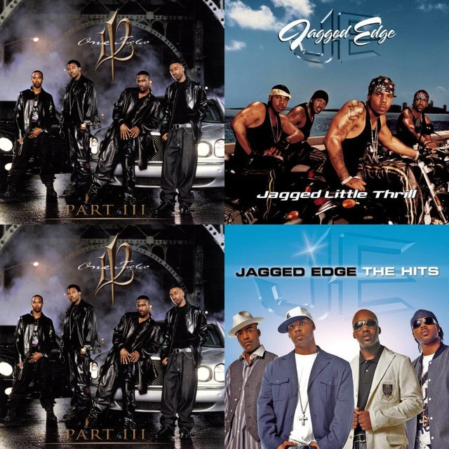 Jagged Edge #VERZUZ 112
