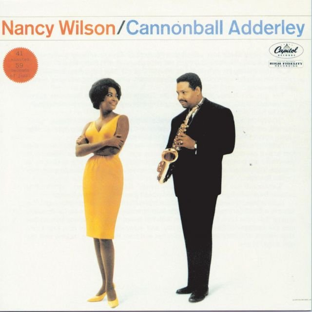 Cover art for album  by Nancy Wilson, Cannonball Adderley