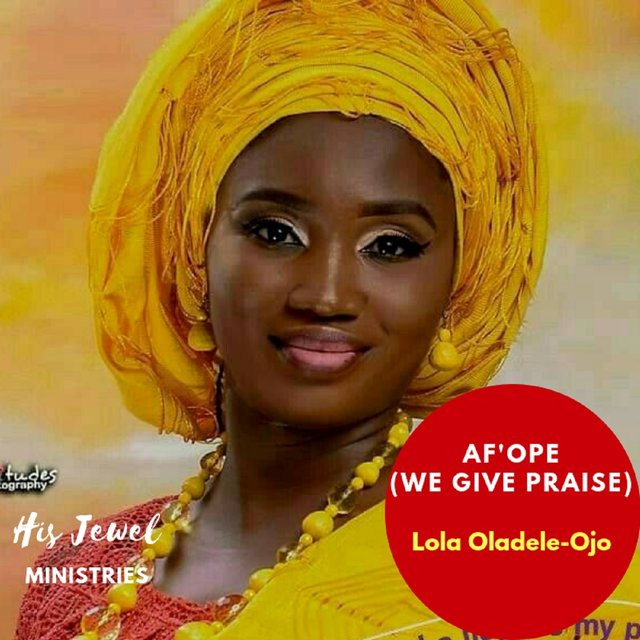 Af'ope (We Give Praise)
