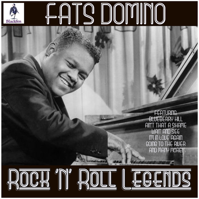 Fats Domino - Rock 'N' Roll Legends