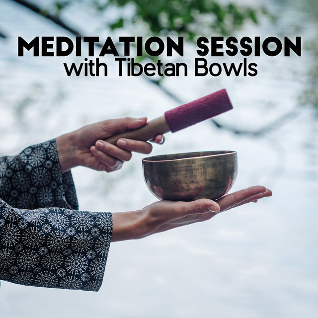 Meditation Session with Tibetan Bowls