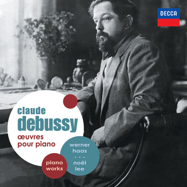 Claude Debussy: Oeuvres pour piano