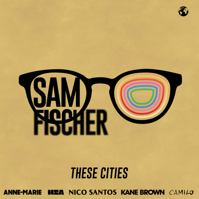 Cover art for album These Cities - EP by Sam Fischer