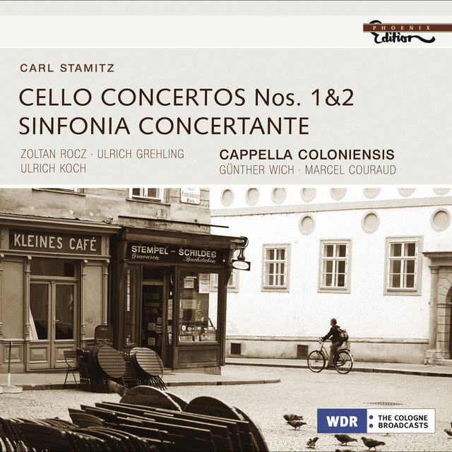 Stamitz, C.: Cello Concertos Nos. 1 and 2 / Sinfonia Concertante in D Major