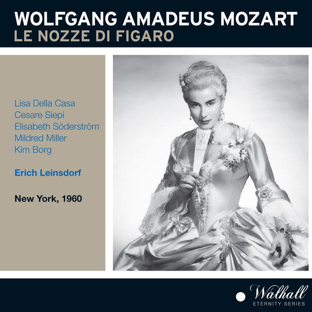Mozart: Le nozze di Figaro, K. 492 [Recorded 1960]