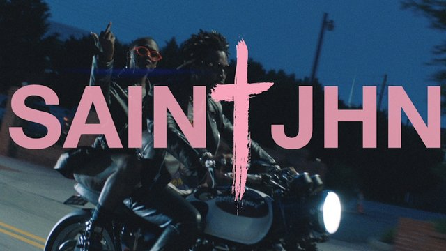 Cover art for album  by SAINt JHN, Lil Baby