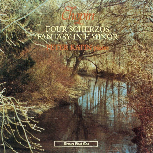 Four Scherzos & Fantasy In F Minor