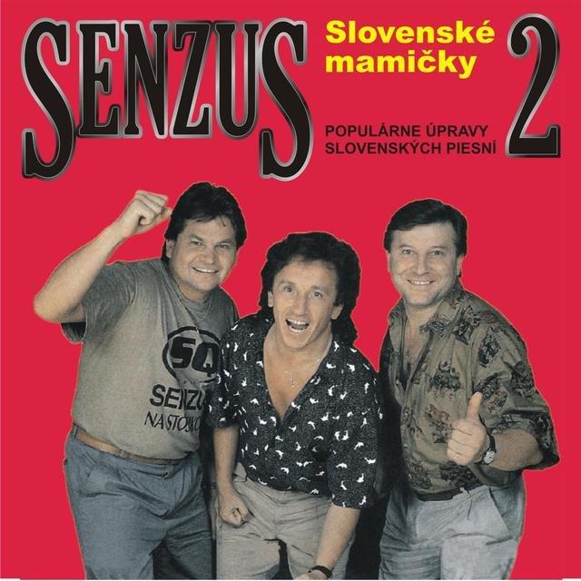 Cover art for album  by Senzus & Dušan Hergott
