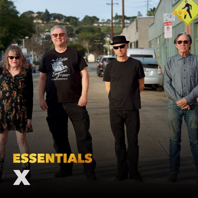 Cover art for album X Essentials  by TIDAL