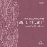 What Do You Want (Alan Nieves Remix)