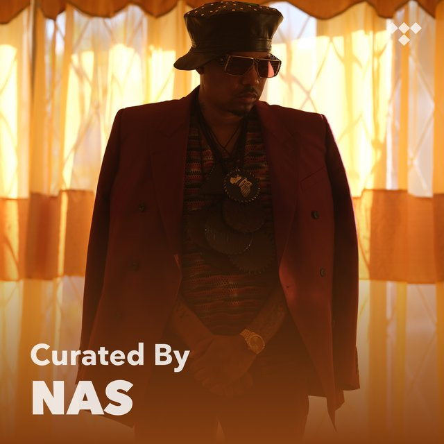 Cover art for album No Rap In My Playlist by Nas