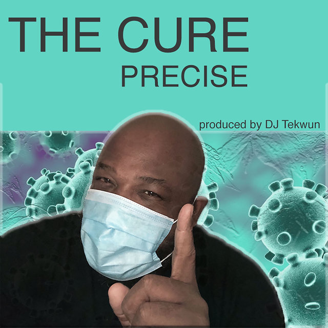 Cover art for album The Cure by Precise