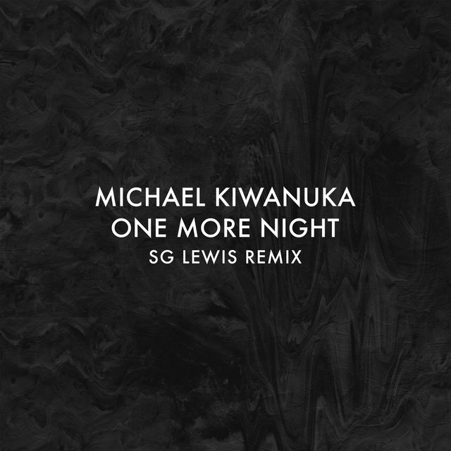 One More Night (SG Lewis Remix)