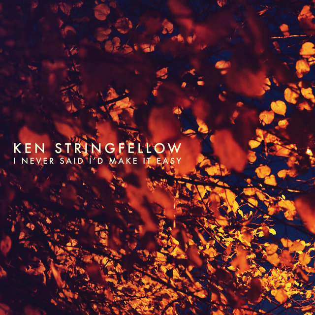 I Never Said I'd Make It Easy A Ken Stringfellow Collection