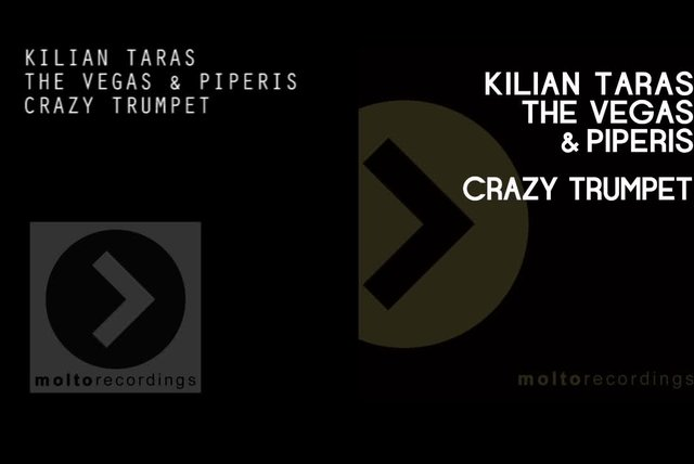 Kilian Taras, The Vegas & Piperis - Crazy Trumpet