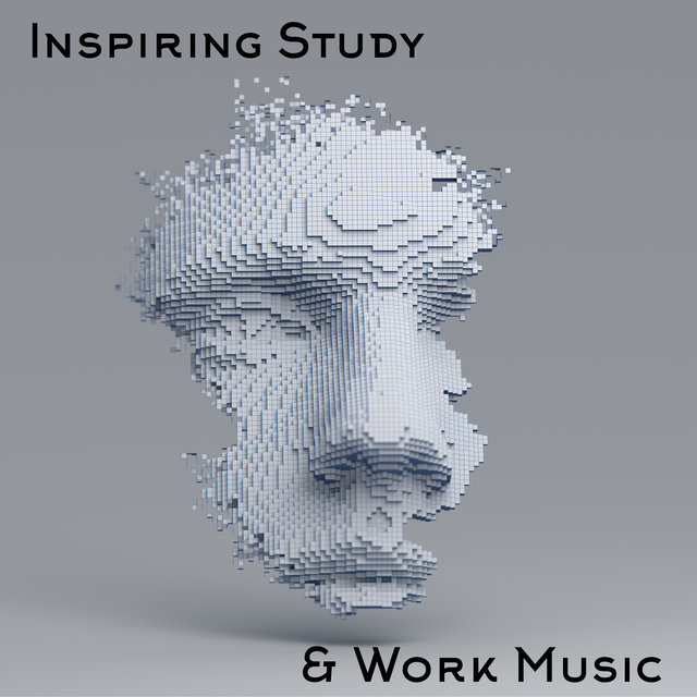 Inspiring Study & Work Music - Collection of Gentle New Age Melodies That Support Concentration and Stimulate the Brain to Think Creatively