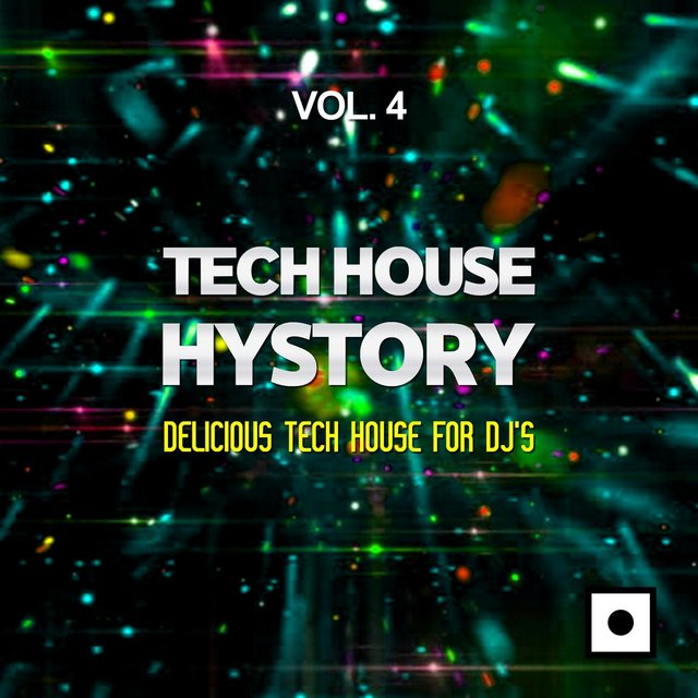 Tech House History, Vol. 4 (Delicious Tech House For DJ's)