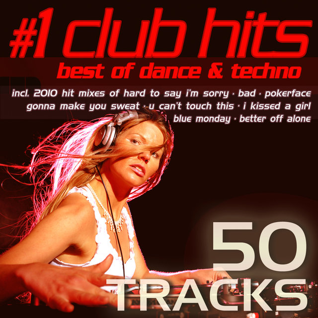 #1 Club Hits 2010 - Best Of Dance & Techno (50 Tracks!)
