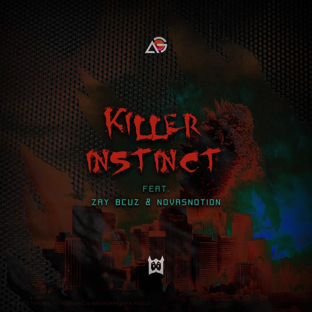 Killer Instinct (feat. Zay Bcuz & NovasNotion)
