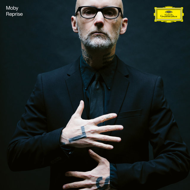 Cover art for album Reprise by Moby