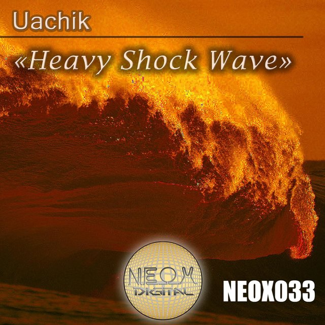 Heavy Shock Wave