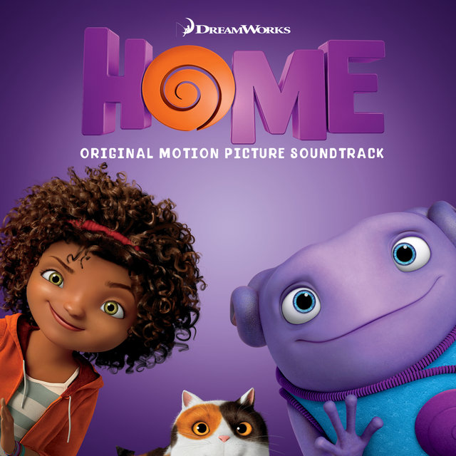 Cover art for album Home (Original Motion Picture Soundtrack) by Various Artists